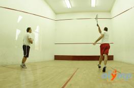 Poznań Atrakcja Squash Olymp Centrum Fitness