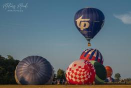 Lotnisko Kobylnica Atrakcja Lot balonem Aeroklub Poznański