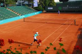 Poznań Atrakcja Sport Park Tenisowy Olimpia