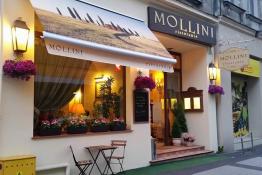 Poznań Restauracja Restauracja Mollini