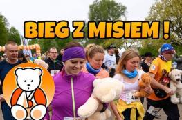 Poznań Wydarzenie Bieg Bieg z Misiem