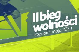 Poznań Wydarzenie Bieg II Bieg Wolności Poznań