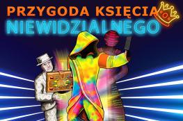 Wrocław Wydarzenie Spektakl PRZYGODA KSIĘCIA NIEWIDZIALNEGO