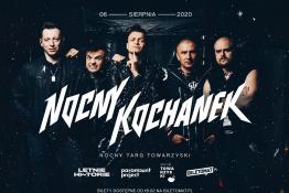 Poznań Wydarzenie Koncert Nocny Kochanek