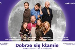 Poznań Wydarzenie Spektakl Dobrze się kłamie