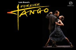 Poznań Wydarzenie Taniec Luis Bravo's Forever Tango