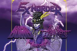 Poznań Wydarzenie Koncert Storms Hide The Ground European Tour 2021 Exhorder