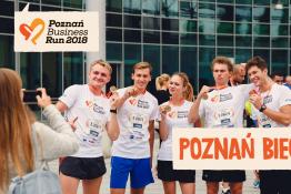 Poznań Wydarzenie Bieg Poznań Business Run 2019