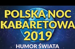 Poznań Wydarzenie Kabaret Polska Noc Kabaretowa